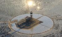 A világ legnagyobb naperőműve