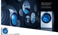 Samsung WW9000: mobilvezérelt Wi-Fis mosógép