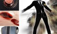 Golyóálló gyémántberakásos öltöny James Bond ajánlásával