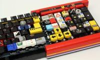 Csináld magad LEGO-billentyűzet