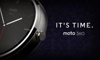 Moto 360 – Androidos okosóra a Motorolától