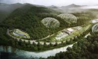Biodómokat húznak fel a veszélyeztetett fajoknak Dél-Koreában