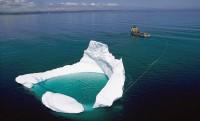 A jéghegyvontatás veszélyes üzem