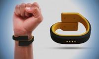 Áramütéssel motivál a Pavlok fitness tracker