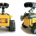 Wall-E lego
