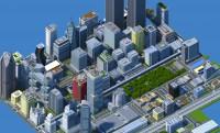 Két éve épül Titan City, a Minecraft-megapolisz