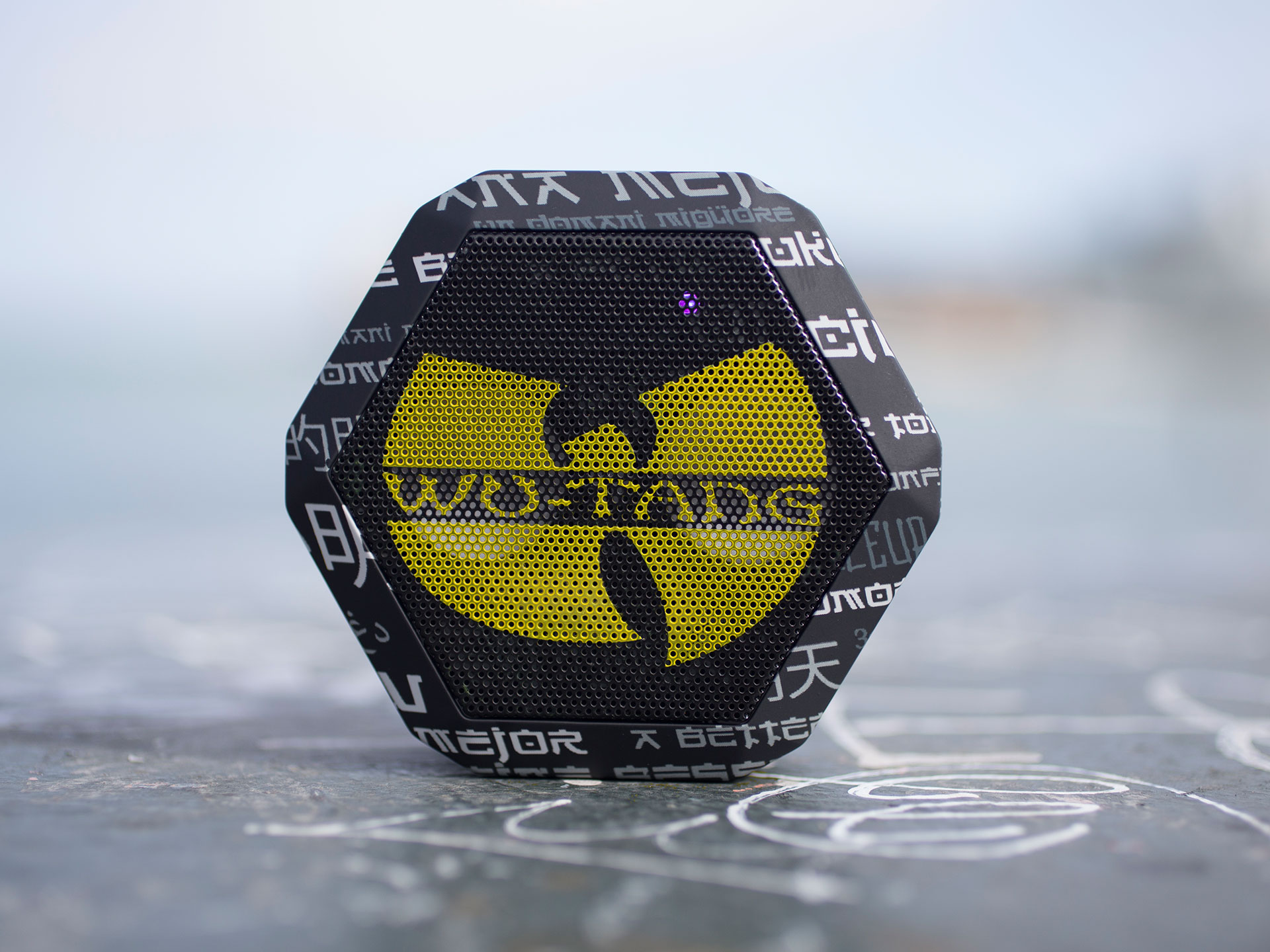 Wutang-Table