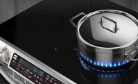 Samsung tűzhely virtuális lángnyelvekkel