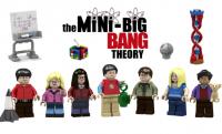 Agymenők LEGO szett érkezik