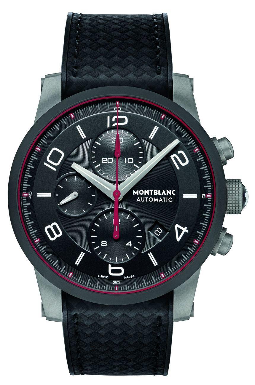 Montblanc-Timewalker-urban-speed-e-strap-watch-5