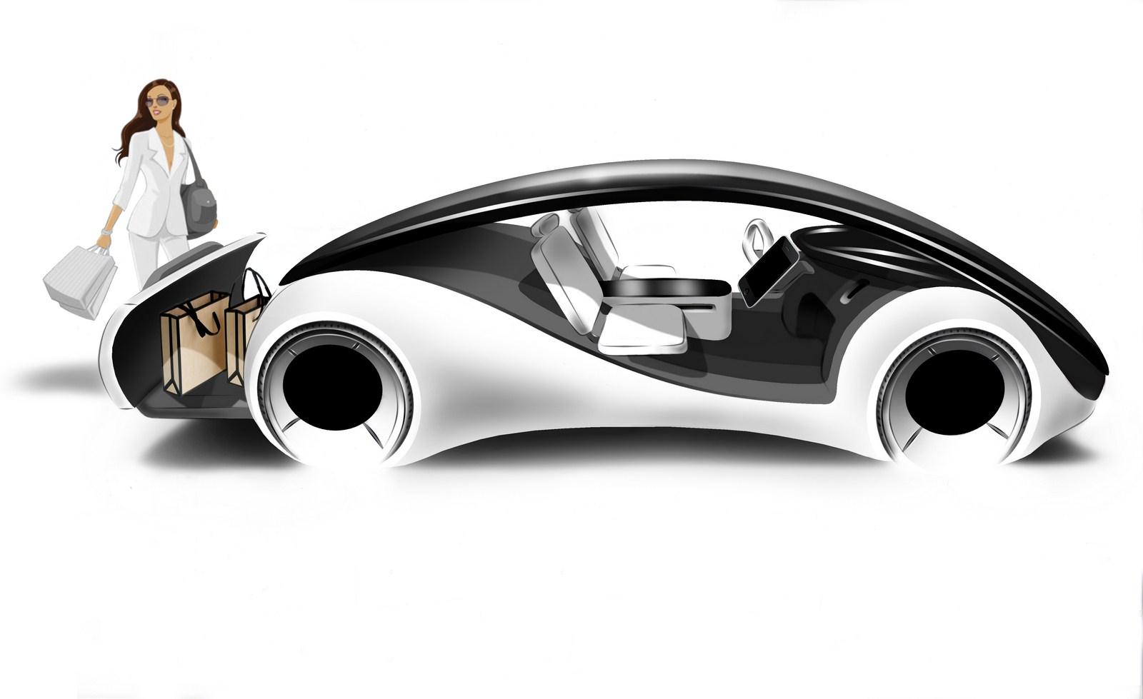 Apple iCar – jeden z wielu projektów