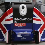 The UK's First Driverless Pods Are Unveiled At The O2 Arena