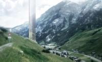 Európa legmagasabb felhőkarcolójával büntetnék a kis alpesi falut