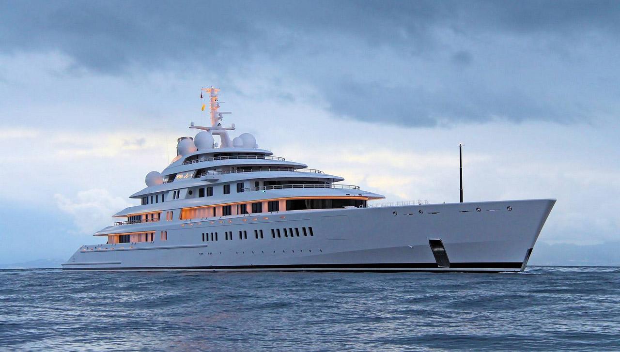 project-azzam-jacht
