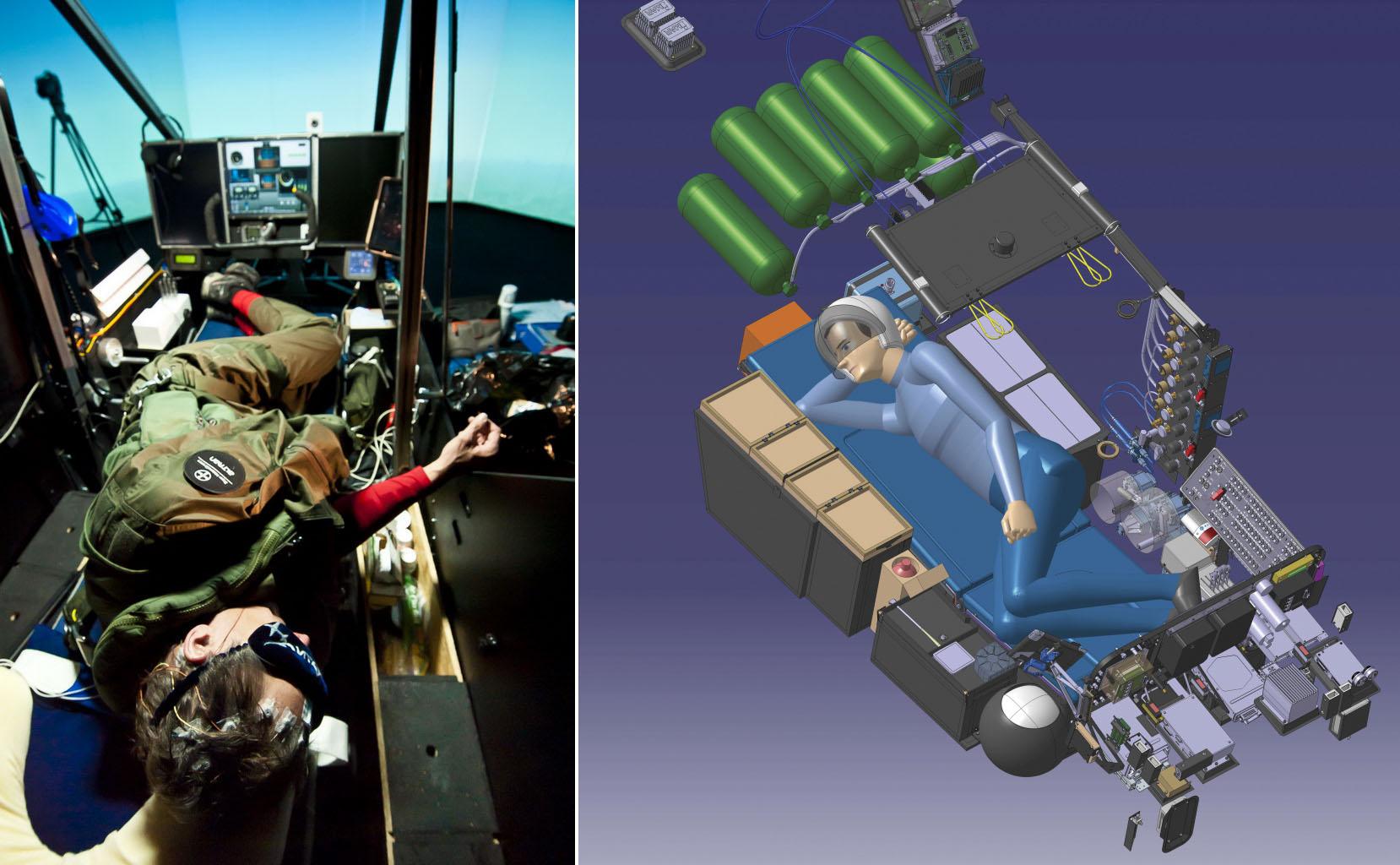 Solar impulse virtual flight – First briefing