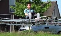 Megérkezett a személyszállító drón! +videó