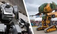 USA vs Japán robotpárbaj – kihívás elfogadva!