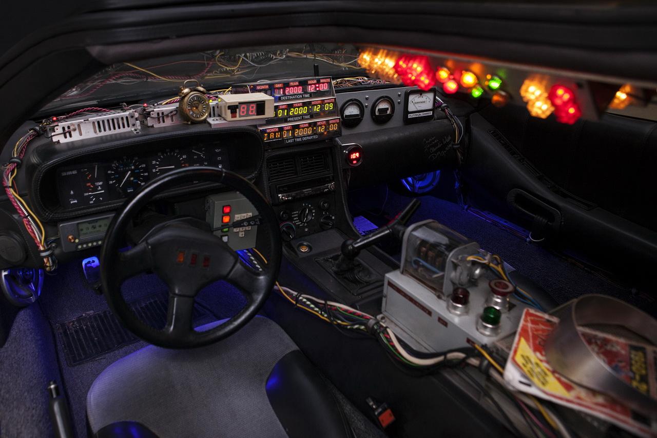 Vissza a jövőbe – DeLorean időgép