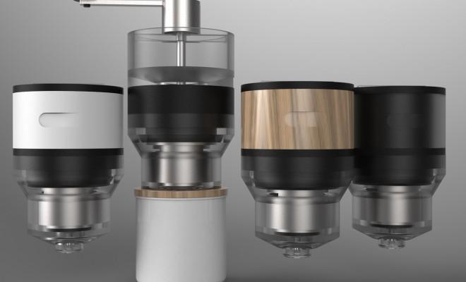 FUSE – Moduláris kávékészítő   pazar cuccok