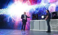 Az Intel 28 magos 5GHz-es procival pörkölt oda a CineBench tesztnek